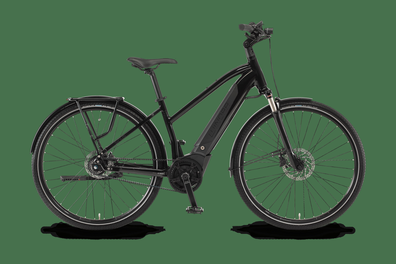 fahrrad Sinus iR8urban Damen black