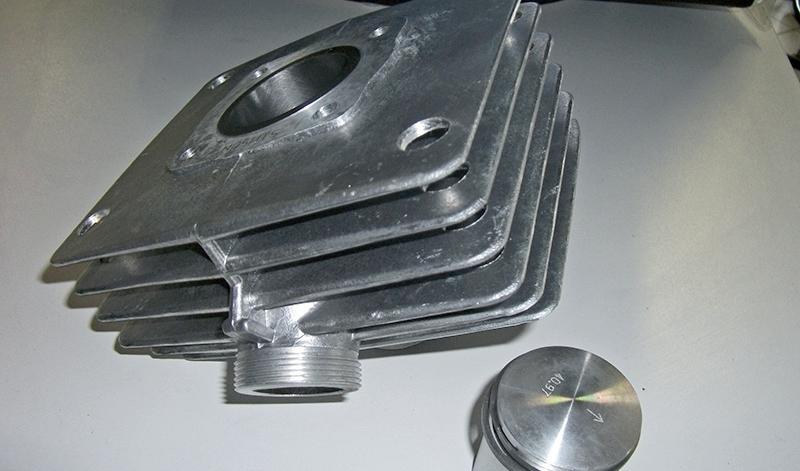 bild von motorrad zylinder