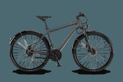 fahrrad sportive 27Disc / Herren
